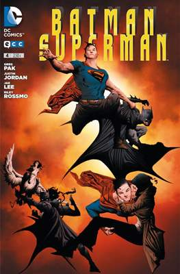 Batman / Superman. Nuevo Universo DC (Grapa) #4