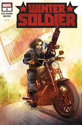 Winter Soldier Vol. 2 (2018) (Comic Book) #1