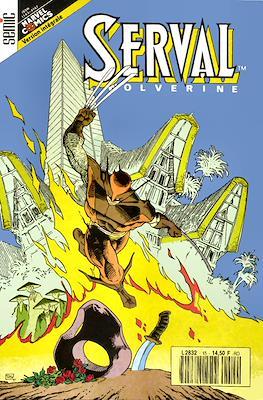 Serval / Wolverine Vol. 1 (Agrafé) #15