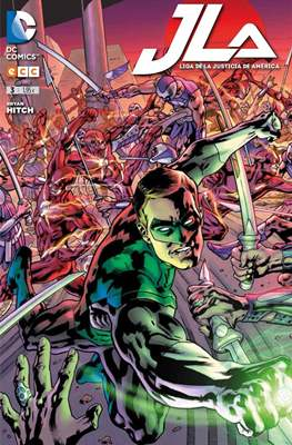 JLA. Liga de la Justicia de América #3