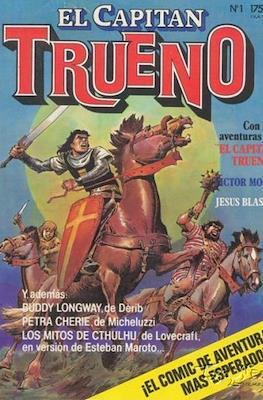 El Capitán Trueno. Nuevas aventuras