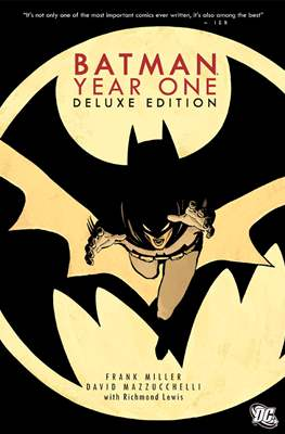 Batman: Year One. Deluxe Edition