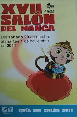 Catálogo / Guía del Salón del Manga de Barcelona #17