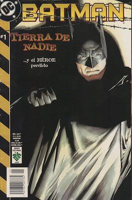 Batman: Tierra de nadie (Grapa) #1