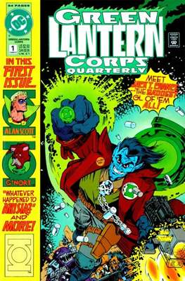 Green Lantern Corps Quarterly