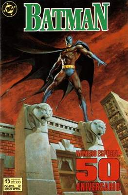 Batman (1987-1993). Especiales (Grapa) #2