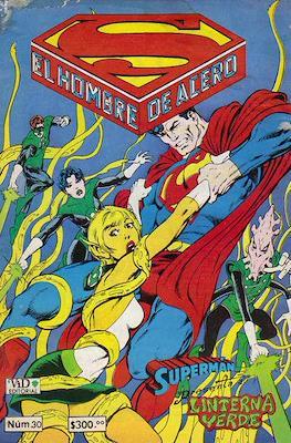 Superman Vol. 1 (Grapa. 1986-2001) #30