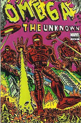 Omega The Unknown Vol. 2 (comic book) #7