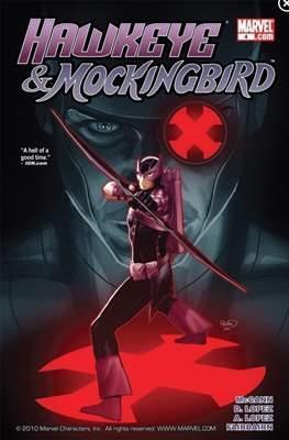 Hawkeye & Mockingbird (2010-2011) (Comic Book) #4