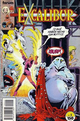 Excalibur Vol. 1 (1989-1995) (Grapa) #2