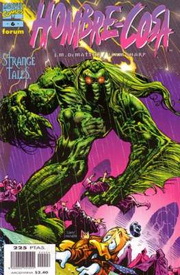 Hombre-Cosa. Strange tales (Grapa. 17x26. 24 páginas. Color) #6