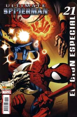 Ultimate Spiderman Vol. 2 (2006-2009 Edición especial) (Grapa 48 pp) #21