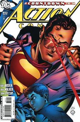 Action Comics Vol. 1 (1938-2011; 2016-) (Comic Book) #852