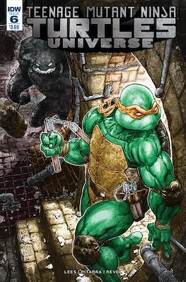Teenage Mutant Ninja Turtles Universe #6
