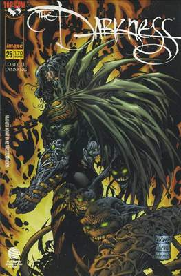 The Darkness (Grapa 24-64 pp) #25