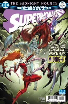 Superwoman (2016-2018) (Comic-book) #15