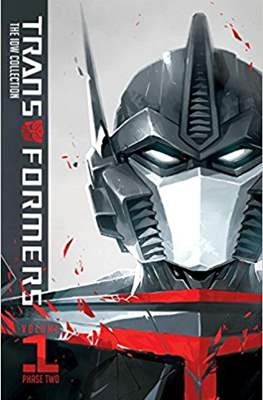 Transformers: The IDW Collection Phase Two (Hardcover 332-356 pp) #1