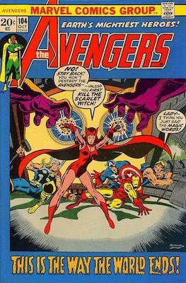 The Avengers Vol. 1 (1963-1996) #104