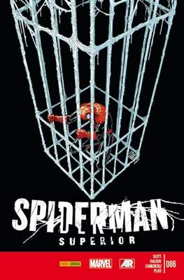 Spiderman Vol. 7 / Spiderman Superior / El Asombroso Spiderman (2006-) (Rústica) #86