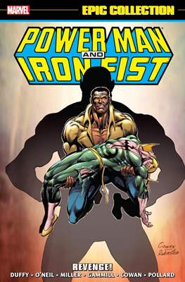 Power Man and Iron Fist Epic Collection #2