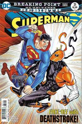 Superman Vol. 4 (2016-2018) #31