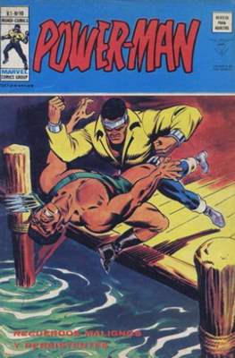 Power Man Vol. 1 #10