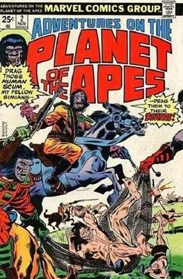 Adventures on the Planet of Apes #2