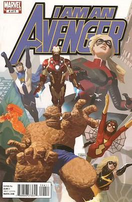 I Am An Avenger (Comic-Book) #4