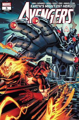 The Avengers Vol. 8 (2018-...) #5