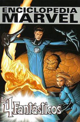 Los 4 Fantásticos. Enciclopedia Marvel