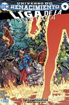 Liga de la Justicia (Rústica) #9
