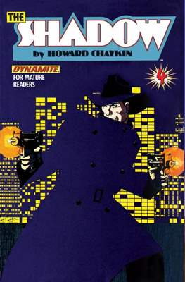 The Shadow: Blood & Judgment (Grapa) #4