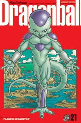 Dragon Ball - Ultimate Edition (Kanzenban) #21