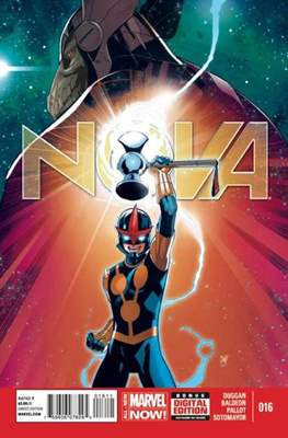 Nova Vol. 5 (Comic-Book) #16