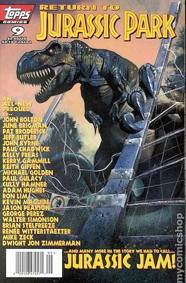 Return To Jurassic Park (Comic Book) #9