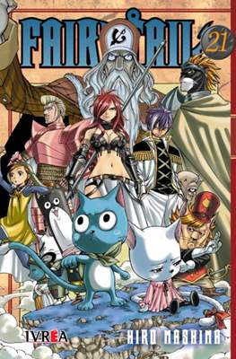 Fairy Tail (Rústica) #21
