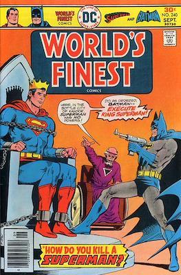 World's Finest Comics (1941-1986) (Comic Book) #240