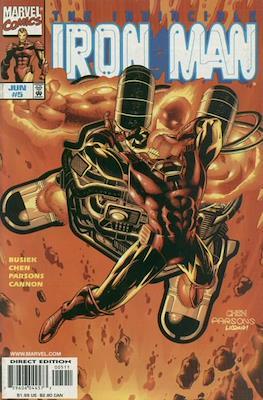 Iron Man Vol. 3 (1998-2004) (Comic Book) #5