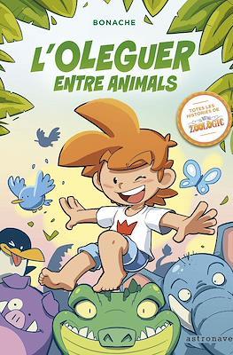L'Oleguer entre animals (Cartoné 96 pp) #