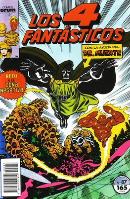 Los 4 Fantásticos Vol. 1 (1983-1994) (Grapa 36-32-24 pp) #87