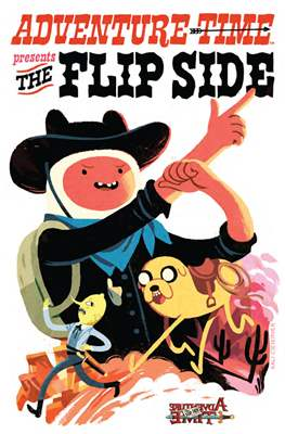 Adventure Time: The Flip Side (Variant Covers) #18