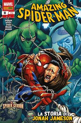 L'Uomo Ragno / Spider-Man / Amazing Spider-Man (Spillato) #722