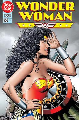 Wonder Woman Vol. 5 (2016- Variant Cover) (Comic Book) #750.5
