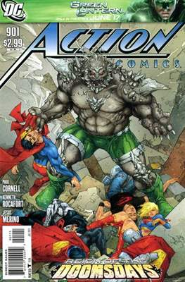 Action Comics Vol. 1 (1938-2011; 2016-) (Comic Book) #901