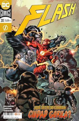 Flash. Nuevo Universo DC / Renacimiento (Rústica - Grapa) #44/30
