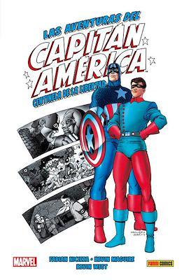 Las Aventuras del Capitán América, Centinela de la Libertad. 100% Marvel HC (Cartoné 216 pp) #