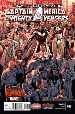 Captain America and the Mighty Avengers (Comic-Book) #8