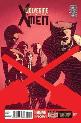 Wolverine and the X-Men Vol. 2 #7