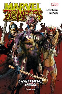 Marvel Zombies (Rústica) #7