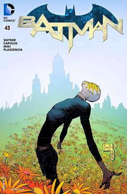 Batman (2012-2017) (Grapa) #43